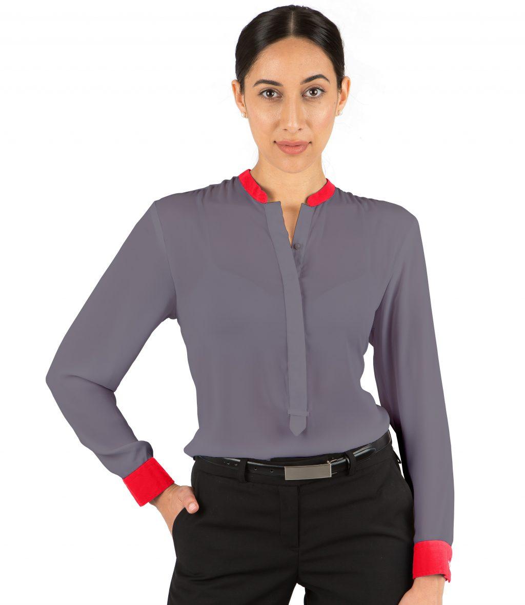 The Minimalist Guide To Corporate Uniform Blouses  Uniform Edit