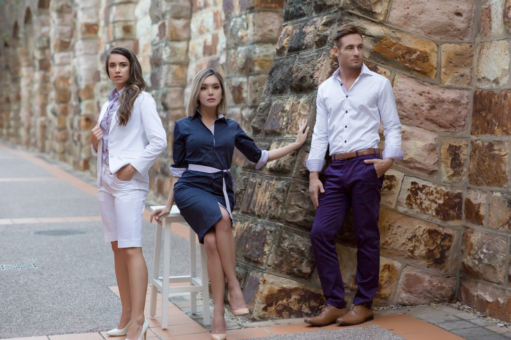 5 Types of Stylish Corporate Uniforms – What's Your Look?
