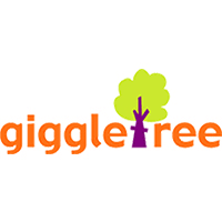 Professional Childcare Centre Uniforms for Cute Consulting Company Giggletree Logo
